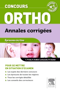 Concours Ortho Annales corrigées - 4th Edition - ISBN: 9782294715570, 9782294723582
