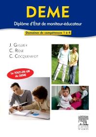 DEME. Diplôme d'État de moniteur-éducateur - 1st Edition - ISBN: 9782294716133, 9782294730191