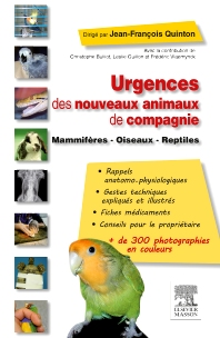 Urgences des nouveaux animaux de compagnie - 1st Edition - ISBN: 9782294716157, 9782294719776