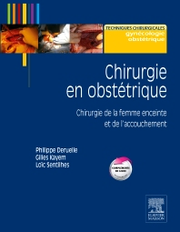 Chirurgie en obstétrique - 1st Edition - ISBN: 9782294716492, 9782294744792