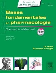Bases fondamentales en pharmacologie - 1st Edition - ISBN: 9782294719578, 9782294724497