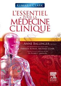 Cover image for Kumar & Clark. L'essentiel pour la médecine clinique