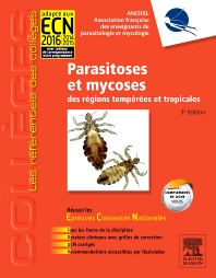 Parasitoses et mycoses - 3rd Edition - ISBN: 9782294723711, 9782294734090