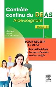 Contrôle continu du DEAS - 2nd Edition - ISBN: 9782294726682, 9782294730832