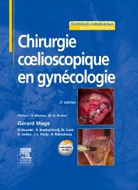 Chirurgie coelioscopique en gynécologie - 2nd Edition - ISBN: 9782294726811, 9782294726804