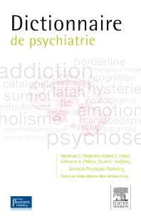 Dictionnaire de psychiatrie - 1st Edition - ISBN: 9782294727344, 9782294732621