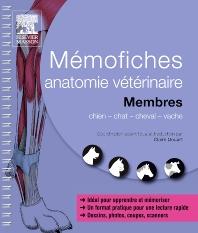 Mémofiches anatomie vétérinaire - Membres - 1st Edition - ISBN: 9782294727498, 9782294735677