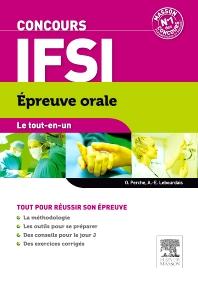 Concours IFSI Épreuve orale Le tout-en-un  - 1st Edition - ISBN: 9782294727559, 9782294730313
