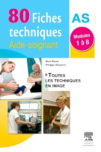 80 fiches techniques aide-soignant - 2nd Edition - ISBN: 9782294727610, 9782294733246