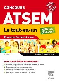 Concours ATSEM Le tout-en-un Épreuves écrites et orale - 3rd Edition - ISBN: 9782294727702, 9782294730795