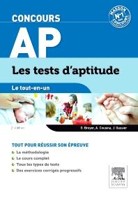 Concours AP Les tests d'aptitude Le tout-en-un - 2nd Edition - ISBN: 9782294728044, 9782294730108