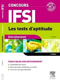 Concours IFSI Entraînement Les tests d'aptitude  - 5th Edition - ISBN: 9782294731105, 9782294737855