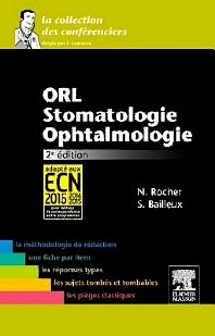 ORL-Stomatologie-Ophtalmologie - 2nd Edition - ISBN: 9782294731341, 9782294731396