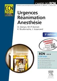Urgences-Réanimation-Anesthésie - 3rd Edition - ISBN: 9782294731464, 9782294731907