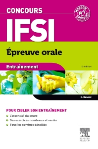 Concours IFSI Entraînement Épreuve orale - 4th Edition - ISBN: 9782294731846, 9782294737961