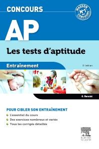 Concours AP Les tests d'aptitude Entraînement - 3rd Edition - ISBN: 9782294731853, 9782294737947