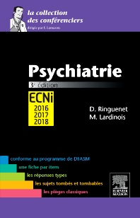Psychiatrie - 3rd Edition - ISBN: 9782294736919, 9782294741180