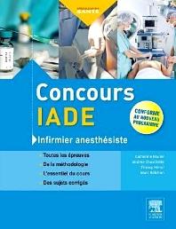 Concours IADE - 4th Edition - ISBN: 9782294738890, 9782294739057