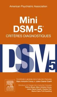 Mini DSM-5 Critères Diagnostiques - 3rd Edition - ISBN: 9782294739637, 9782294743405