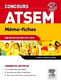 Concours ATSEM Mémo-fiches - 1st Edition - ISBN: 9782294739842, 9782294740558