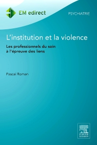 L'institution et la violence - 1st Edition - ISBN: 9782294740169, 9782294742422