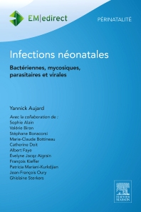 Infections néonatales - 1st Edition - ISBN: 9782294741357, 9782294742675
