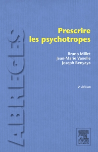 Prescrire les psychotropes - 2nd Edition - ISBN: 9782294741760, 9782294742682
