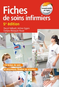 Fiches de soins infirmiers - 5th Edition - ISBN: 9782294743344, 9782294745515