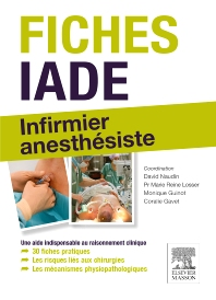 Fiches IADE - 1st Edition - ISBN: 9782294743351, 9782294744136