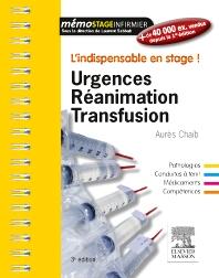 Urgences-Réanimation-Transfusion - 3rd Edition - ISBN: 9782294743740