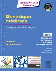 Génétique médicale - 1st Edition - ISBN: 9782294745218, 9782294745775