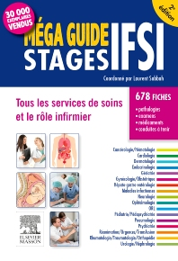 Méga Guide STAGES IFSI  - 2nd Edition - ISBN: 9782294745294, 9782294745836
