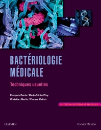 Bactériologie médicale - 3rd Edition - ISBN: 9782294746161, 9782294747120