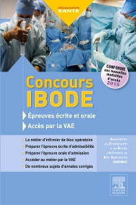 Concours IBODE - 1st Edition - ISBN: 9782294746185, 9782294749889