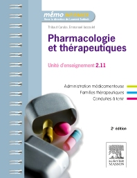 Pharmacologie et thérapeutiques - 2nd Edition - ISBN: 9782294746345, 9782294747274