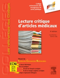 Lecture critique d'articles médicaux - 4th Edition - ISBN: 9782294746444, 9782294747168