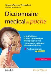 Dictionnaire médical de poche - 3rd Edition - ISBN: 9782294747212, 9782294749025