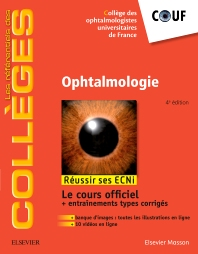 Ophtalmologie - 4th Edition - ISBN: 9782294748400, 9782294761966
