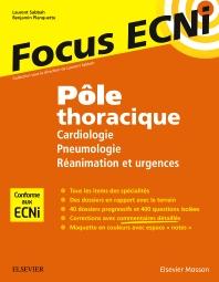 Pôle thoracique : Cardiologie/Pneumologie/Réanimation et urgences - 1st Edition - ISBN: 9782294748615, 9782294750113