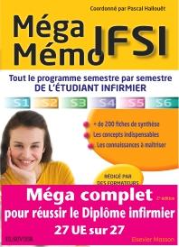 Méga Mémo IFSI - 2nd Edition - ISBN: 9782294749247, 9782294750274