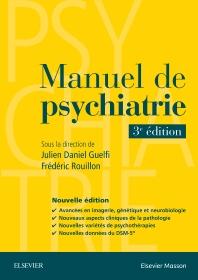 Manuel de psychiatrie - 3rd Edition - ISBN: 9782294749278, 9782294749766