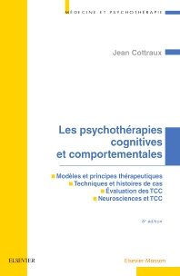 Les psychothérapies cognitives et comportementales - 6th Edition - ISBN: 9782294750090, 9782294750540