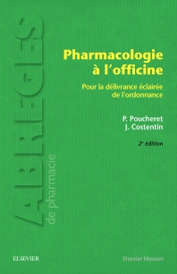 Pharmacologie à l'officine - 2nd Edition - ISBN: 9782294750397, 9782294751448