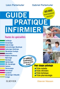 Guide pratique infirmier - 5th Edition - ISBN: 9782294751240, 9782294751691