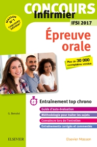 Concours Infirmier – Épreuve orale – IFSI 2017 - 5th Edition - ISBN: 9782294752261, 9782294753251