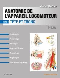 Cover image for Anatomie de l'appareil locomoteur - Tome 3