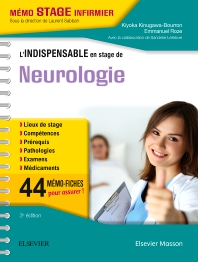 L'indispensable en stage de Neurologie - 3rd Edition - ISBN: 9782294754210, 9782294755019