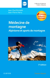 Médecine de montagne - 5th Edition - ISBN: 9782294754845, 9782294756207