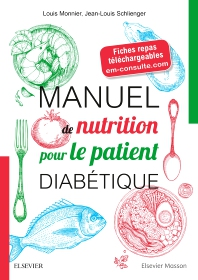 Manuel de nutrition pour le patient diabétique - 1st Edition - ISBN: 9782294756061, 9782294756276