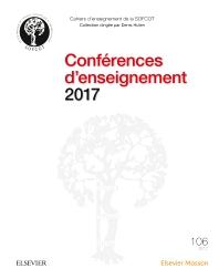 Conférences d'enseignement 2017 - 1st Edition - ISBN: 9782294756733, 9782294759581